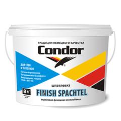 Шпатлевка Шпатлевка Condor Finish Spachtel (8 кг)