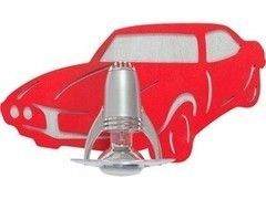 Детский светильник Nowodvorski Auto I kinkiet red 4053