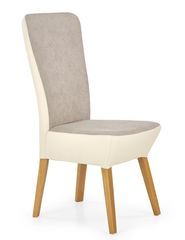 Кухонный стул Halmar Orchid 2 (дуб медовый/светло-бежевый/бежевый)