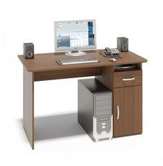 Письменный стол Сокол-Мебель СПМ-03.1 (ноче экко)
