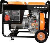 Генератор Генератор  Дизельный генератор Daewoo Power DDAE 6000XE-3
