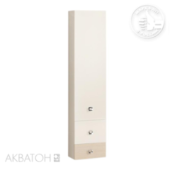 Мебель для ванной комнаты Акватон Шкаф-колонна Стамбул сосна ларедо (1A127703ST590)