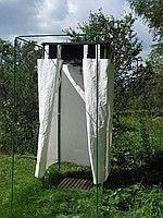 Летний душ для дачи Летний душ для дачи Метлес Двухсекционная душевая кабина (дачная)