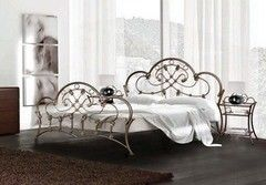 Кровать Кровать БелНордСтайл Версаль-2 160х200