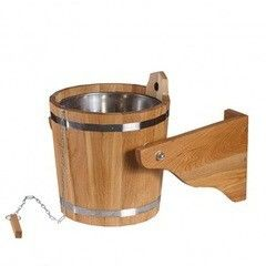 Аксессуар для бани noname Обливное устройство дубовое 12 л