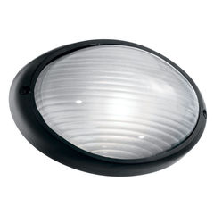 Уличное освещение Ideal Lux Mike AP1 Small Nero