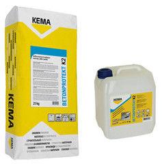 Защита и ремонт бетона Kema Betonprotekt K2 (25+8 кг)