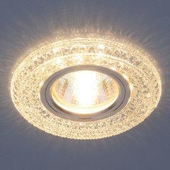 Светодиодный светильник Elektrostandard 2160 MR16 CL прозрачный
