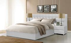 Кровать Кровать ZMF Моника (встроенный матрас 140х200 см., пружинный блок)