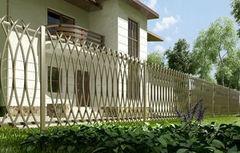 Забор Забор МСК Инвест Арт-полимер тип 8