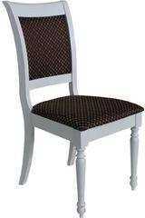 Кухонный стул Мебель-Класс Ника 2.003.01 (кремовый белый)