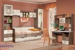 Детская комната Детская комната Мебель Маркет Сенди 4