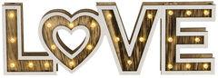Декоративная светотехника Globo Love 29976