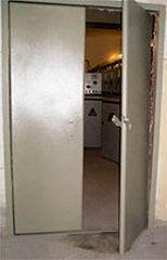 Дверь промышленная, противопожарная ФИРМА ВАСА Ворота для трансформаторной подстанции (для ТП) 3