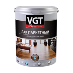 Лак Лак ВГТ Паркетный полиуретановый матовый 0.9 кг