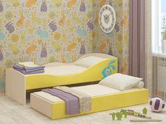 Детская кровать Детская кровать Регион 058 Юниор-10