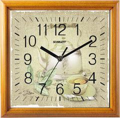 Часы Часы Scarlett Настенные часы Scarlett SC-WC1006K