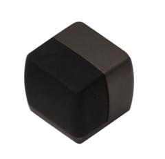 System Furniture Ограничитель DS1015 BBN черный матовый никель