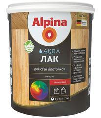 Лак Лак Alpina Аква для стен и потолков