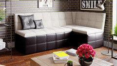 Кухонный уголок, диван ТриЯ угловой со спальным местом «Домино»