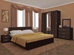 Спальня Дисави Барселона (темная кожа)