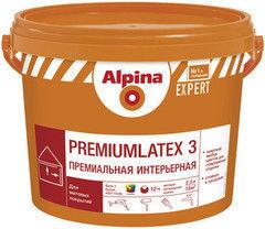 Краска Краска Alpina EXPERT Premiumlatex 3 База 3 (10 л)
