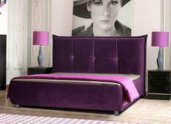 Кровать Кровать ZMF Диана (сп. место 140х200 см., фиолетовый)