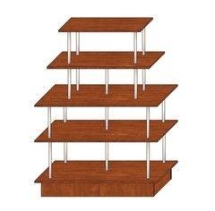 Торговая мебель Торговая мебель МебельДизайнПроект Пример 40