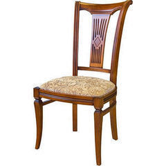 Кухонный стул Пинскдрев Премиум П3024/S (Е-50, натуральная кожа)