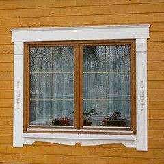 Услуга Демонтаж/монтаж наличников (окна, дверь)