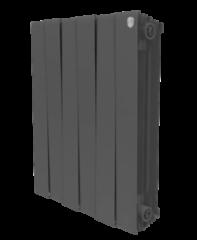 Радиатор отопления Радиатор отопления Royal Thermo PianoForte 500 NoirSable (6 секций)