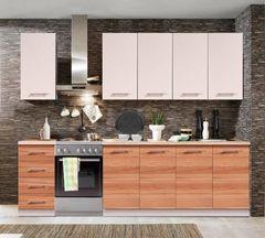 Кухня Кухня Анмикс Гретта ваниль+лион 1600