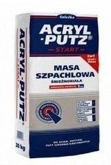 Шпатлевка Шпатлевка Acryl Putz START PL 20кг