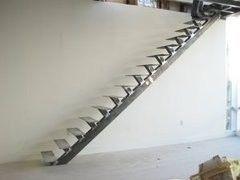Металлическая лестница Вестпро Пример 94