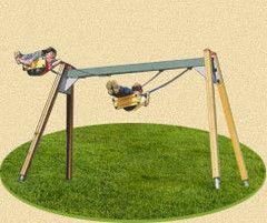 PlayComplex Качели детские «Двойные»