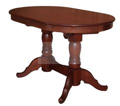 Обеденный стол Обеденный стол Red&Black Презент (махагон)