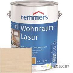 Защитный состав Защитный состав Remmers Wohnraum-Lasur (antikgrau) 10л