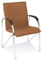 Офисное кресло Офисное кресло Halmar Samba коричневый