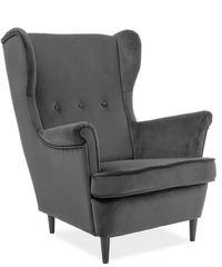 Кресло Кресло Signal Lord Orinoco 1618 (серый)