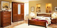 Спальня Лидская мебельная фабрика Глория 6