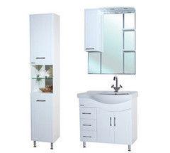 Мебель для ванной комнаты Bellezza Коралл 85 см