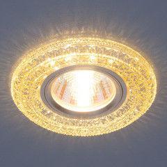 Светодиодный светильник Elektrostandard 2160 MR16 GC тонированный