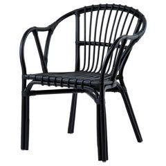 Кресло из ротанга IKEA Хольмсель 304.261.67
