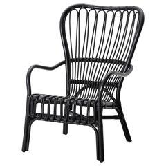 Кресло из ротанга IKEA Стурселе 703.841.94