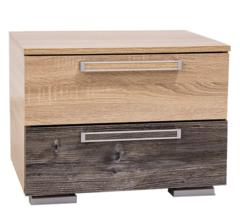 Тумбочка SV-Мебель Лагуна-2 прикроватная