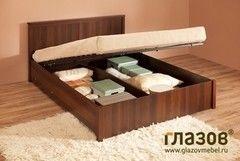 Кровать Кровать Глазовская мебельная фабрика Sherlock 1400 с подъемным механизмом