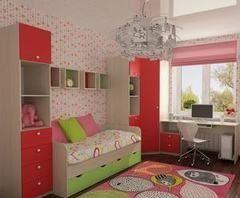 Детская комната Детская комната ЭталонМебельКом Модель д22
