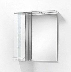 Мебель для ванной комнаты Акваль Зеркало Токио бел. 70 см (L)