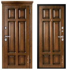 Входная дверь Металлические двери Металюкс Статус Идеал М706/4