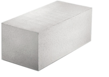 Блок строительный SLS Group КварцМелПром из ячеистого бетона 625х300х200 D500-В2,0(2,5;3,5)-F35